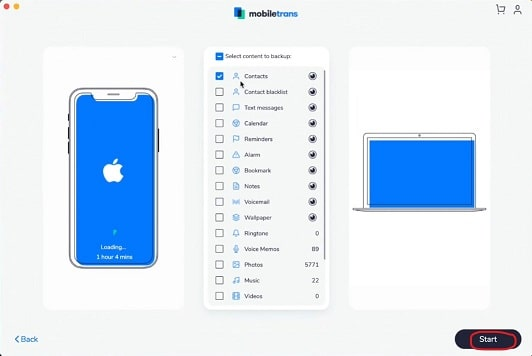 Sync Contacts from iPhone to Mac without iCloud