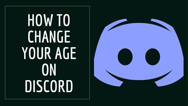 How to Change Age or Birthday on Discord