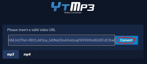 How to Convert Mp3 from YouTube