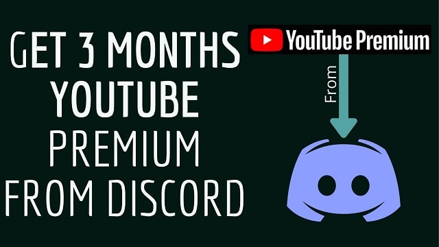 How to get YouTube Premium free from discord